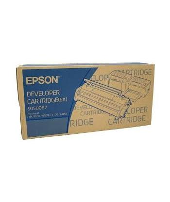 TONER EPSON DEVELOPER CARTRIDGE 6K